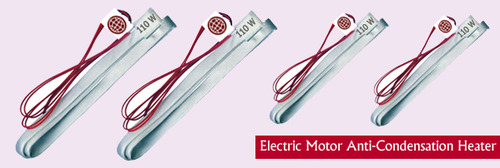 Electric Motor Anti Condensation Heater