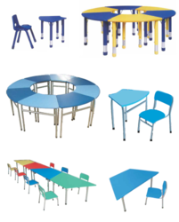 6 Standard Group Learning Table