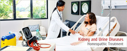 Homeopathic Treatment for Kidney and Urine