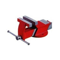 Steel Bench Vice Fixed Base