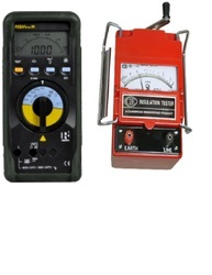 Insulation Testers / Meggers