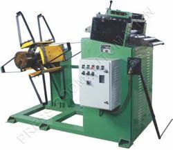 2500 Kgs Compact Type Decoiler Cum Straightener
