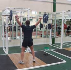 Weightlifting Fitness Club