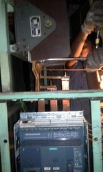Maintenance Work in Busbars