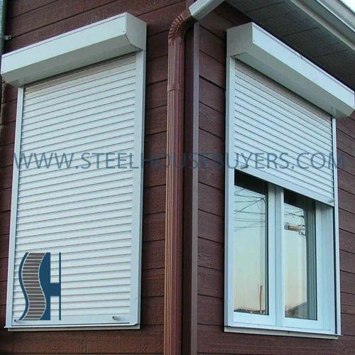 Exterior Rolling Shutter, Door, Window Frame, Panel & Shutters ...