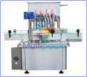 Filling Machine for Viscous Material