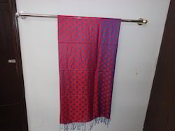 Dot Printed Woven Stoles