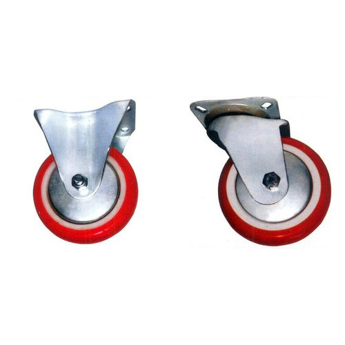 Double PU Wheel Castors