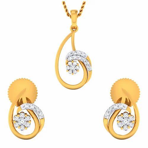 Real diamond pendant set heere ke pendant ka set charu jewels real diamond pendant set mozeypictures Gallery
