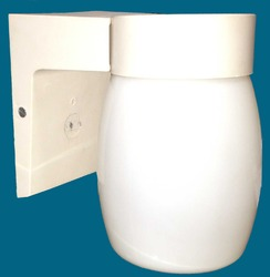 Weather Proof Outdoor Wall Light with Photocell