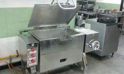 LPG BRATT PAN - BOILING PAN