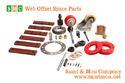 Web Offset Spare Parts
