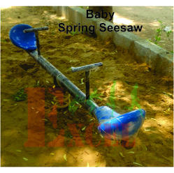 Baby Spring Seesaw