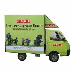 Van Branding Advertising