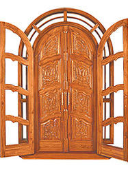 Carved Wood Doors  sc 1 st  IndiaMART & Shiv Timber u0026 Wood Works Private Limited - Wholesale Trader of ...