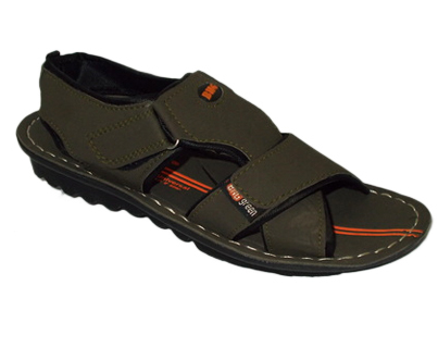 b6eed461c8bf9 PU Mens Sandals | BNG Fashion Gears Private Limited | Manufacturer ...