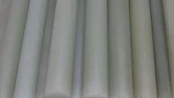 White Frp Rod
