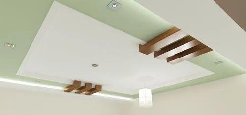 Home Interior Work Gypsum False Ceiling Service Provider