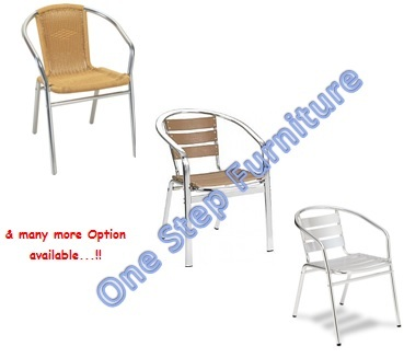 Aluminum Cafe Chair  sc 1 st  IndiaMART & Aluminum Cafe Chair at Rs 1500 /piece(s) | Cafeteria Chair ...