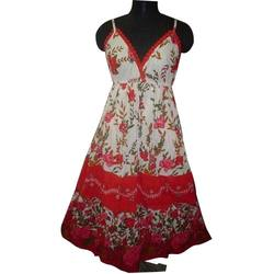 Ladies Printed Dresses