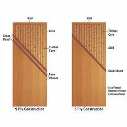 Door flush solid core flush door for Solid core flush door