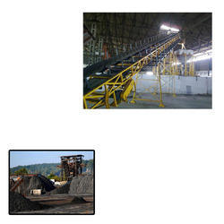 Belt Conveyor for Coal Handling