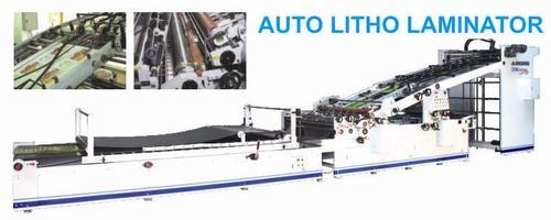 Converting Machinery For Cartons Automatic Litho