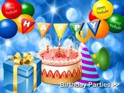 Birthdays Parties Catering