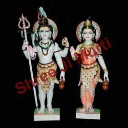 Parvati Shiva Statue