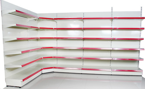 storage racks - wall side rack for shopping malls manufacturer from Side Wall Shelves