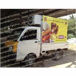 Ice Cream Freezer Vans