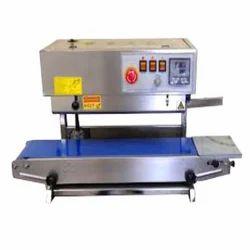 Semi Automatic Band Sealing Machine