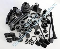 Molded Rubber Products Seal
