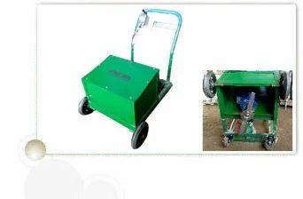 Electronic Grass Cutting Machine