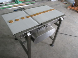 Knife Edge Belt Conveyors