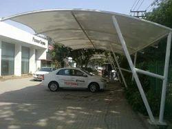 Car Parking Permanent Structure