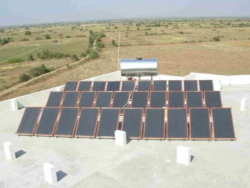 Industrial Solar Water Heater औद्योगिक सोलर पानी का हीटर