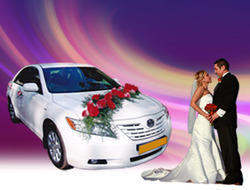 Wedding car decoration in goa wedding car decoration junglespirit Gallery