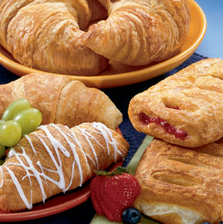 Croissants And Breads