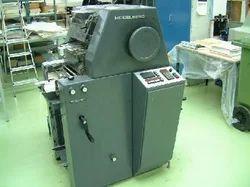 Heidelberg Tok Offset Printing Machine, For Industrial