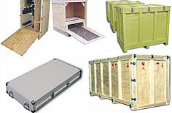 Industrial & Commercial Packing, in Boxes/HDPE, Same Region