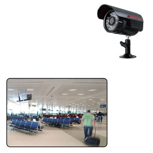 CCTV Cameras for Airport Wholesale Supplier from Mumbai
