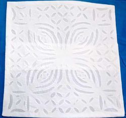 Handmade Applique Bed Sheets Bed Cover