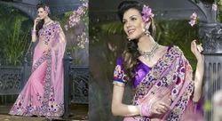 Royal Net Saree
