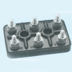 Terminal Block Suitable For Crompton (OLD) 15 HP Motors