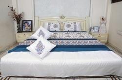 Dupion Silk Bed Sheet