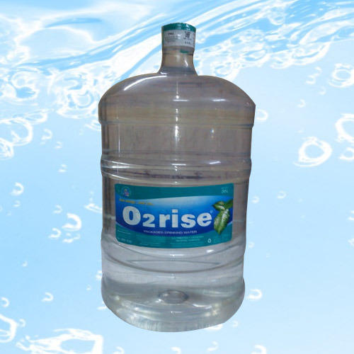 7e8d96e3b6 O2rise 20 Little Packaged Drinking Water Jar, Capacity: 20 Ltr, Rs ...