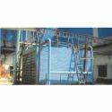 Fiberglass Reinforced Polyester Cross Flow Cooling Tower, Induced Draft, Air Compressors