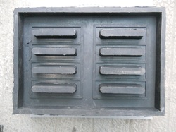 Capsule Ventilation Jali Mould