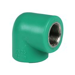 Plastic PPR Female Threaded Elbow
